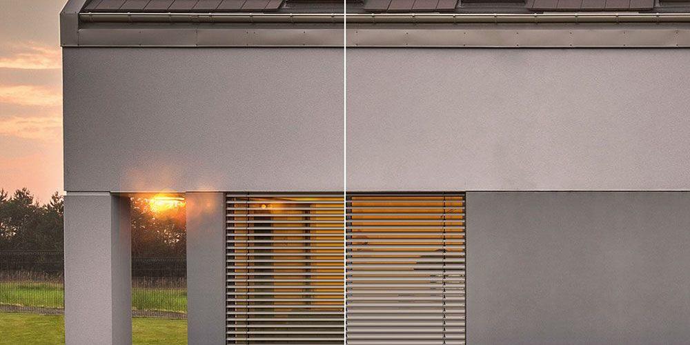 Durchsicht Und Sichtschutz Perfekt Vereint Kobe Fenster Turen