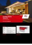 Kassettenmarkise Terrea K70