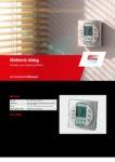 Sonnenschutzsteuerung Minitronic dialog